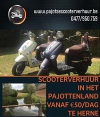 Scooter Verhuur Pajottenland